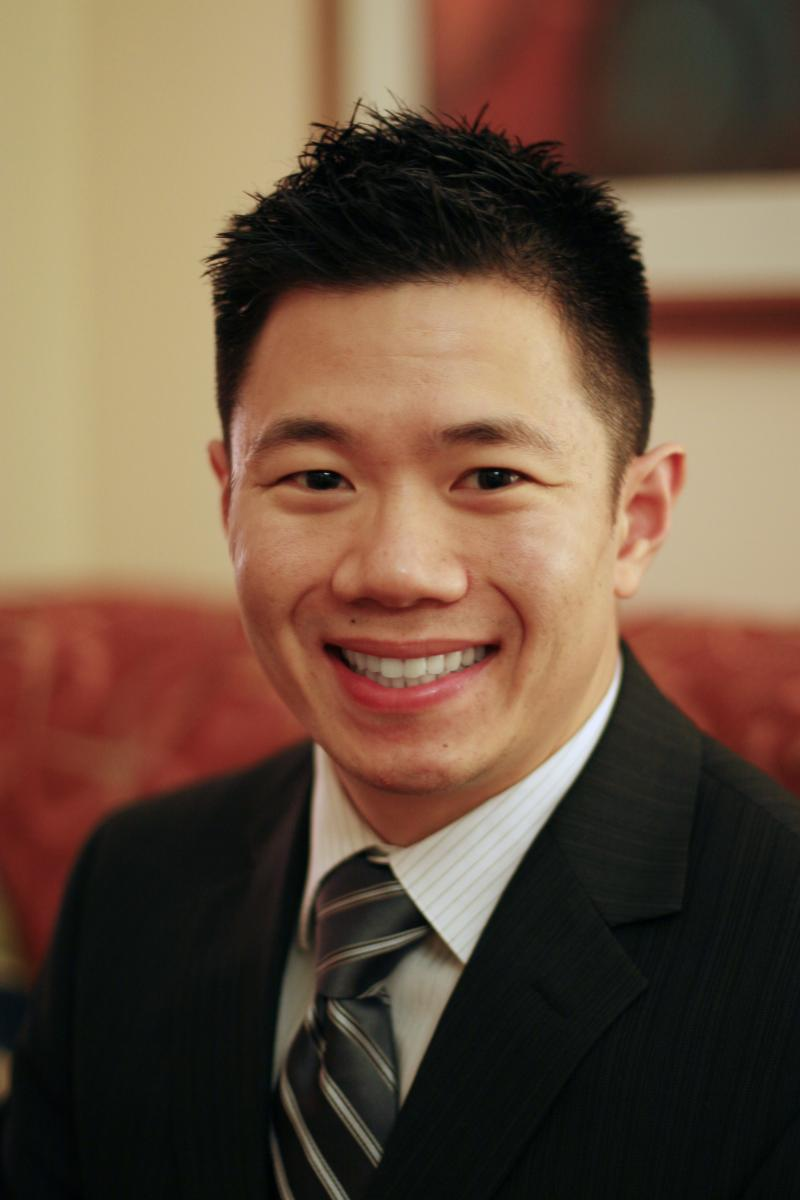 Robert S. Yuan general family cosmetic children dentist in Irvine California